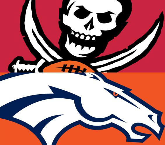 Broncos Buccaneers