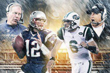 Jets Patriots