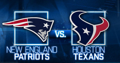 Patriots vs Texans