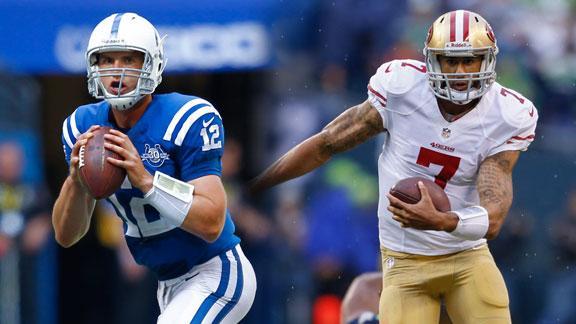 Colts 49ers
