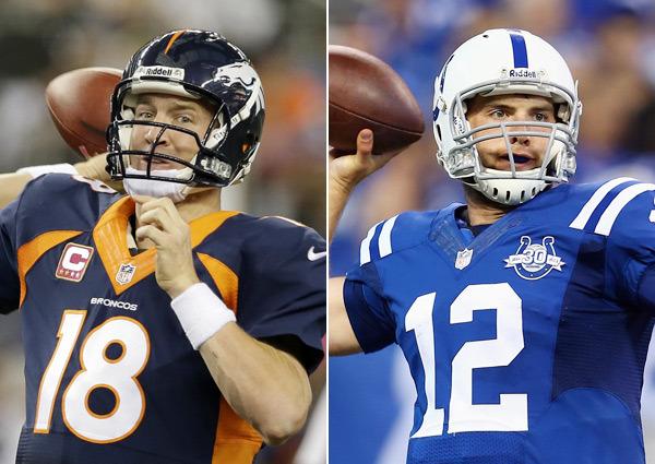 Colts Broncos