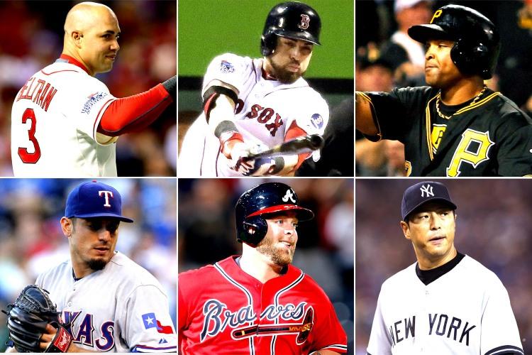 2013-2014 MLB Free Agency