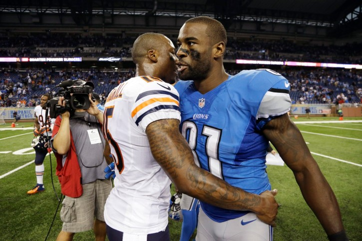 Brandon Marshall & Calvin Johnson