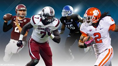 2014 NFL Draft Top Prospects