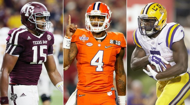 2017 NFL Draft top prospects